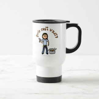 Light Do-It-Yourself Diva Travel Mug