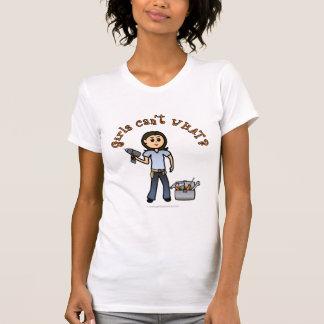 Light Do-It-Yourself Diva T Shirts