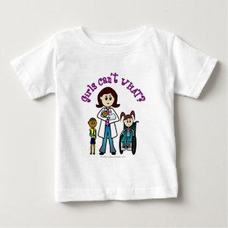 Light Doctor Girl Baby T-Shirt