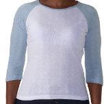 Light Drummer Girl Tee Shirt