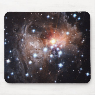 Light Echo from Star V838 Mouse Pad