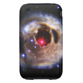 Light Echoes From A Red Supergiant iPhone 3 Tough Case