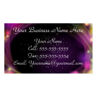 Light Effects 5 Business Cards