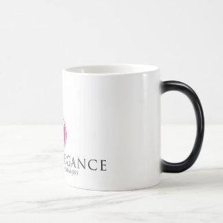 Light Elegance Morphing Mug