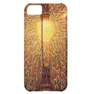 Light Explosion Art Case For iPhone 5C
