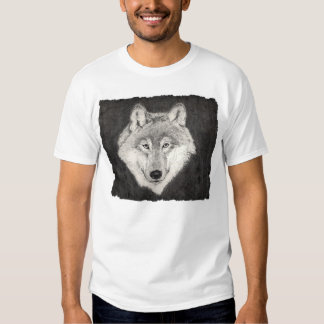 light / eyes of the wolf  T-Shirt