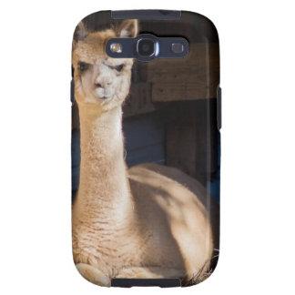 Light Fawn Alpaca Samsung Galaxy S3 Cover