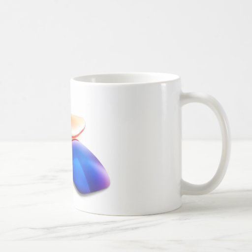Light filters classic white coffee mug