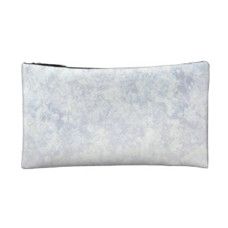Light Floral Texture Background Template Cosmetic Bag