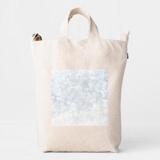 Light Floral Texture Background Template Duck Bag