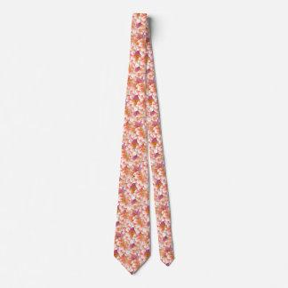 Light Floral Tie
