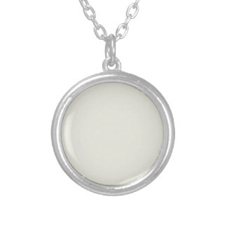 Light French Grey Beige Cream Color Only Pendant