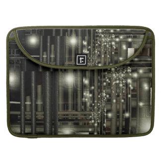 Light from darkness Rickshaw Flap Sleeve MacBook Pro Sleeve