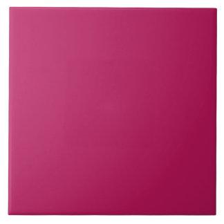 Light Fuchsia Purple Pink Color Trend Template Ceramic Tile