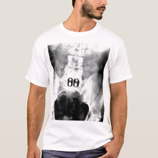 Light Fusion X-ray by KLM T-Shirt