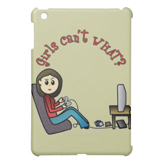 Light Gamer Girl iPad Mini Cover