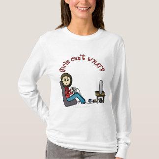Light Gamer Girl T-Shirt
