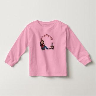 Light Gamer Girl Toddler T-shirt