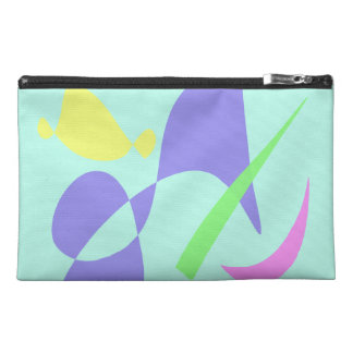 Light Gentle Soft Abstract Travel Accessories Bag