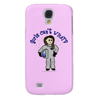 Light Girl Astronaut Samsung S4 Case