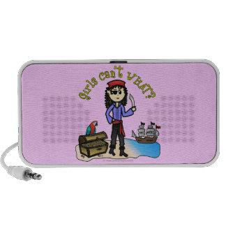 Light Girl Pirate Speaker System