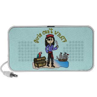 Light Girl Pirate Speaker