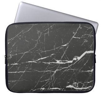 Light Gray And Black Marble Stone Pattern