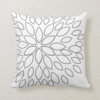 Light Gray Decorative Pillow : Light Gray Pillows - Decorative & Throw Pillows Zazzle