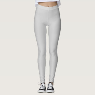 Light Gray Leggings