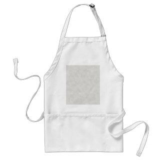 Light Gray Parchment Texture Background Adult Apron