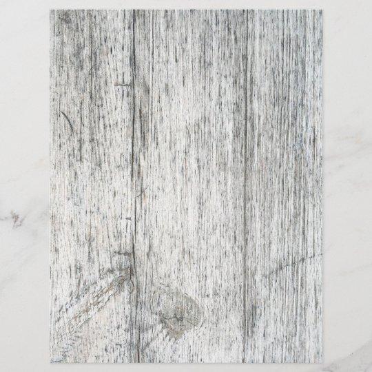 Light Gray Wood Background Scrapbook Paper
