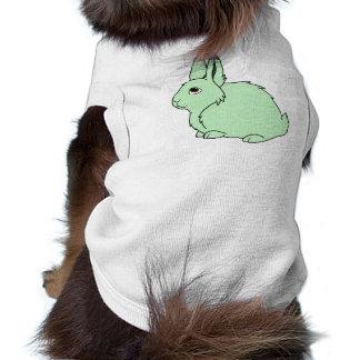 Light Green Arctic Hare Shirt
