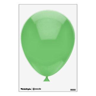 Light Green Balloon Wall Sticker