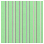 [ Thumbnail: Light Green, Beige, and Gray Colored Pattern Fabric ]