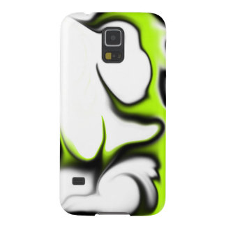 Light Green Black and White Case For Galaxy S5