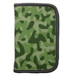 Light Green Camouflage Pattern Planner