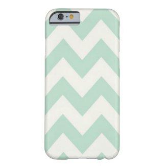 Light Green Chevron iPhone 6 Case