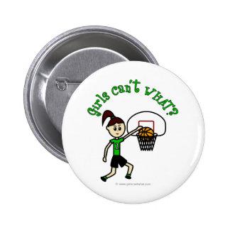 light green girls basketball buttons r77caf26b5dd648b29b59ef27eac9567a x7j3i 8byvr 324 Basketball (All Designs)