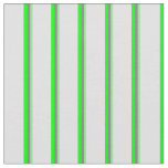 [ Thumbnail: Light Green, Gray, Lime, and Lavender Pattern Fabric ]