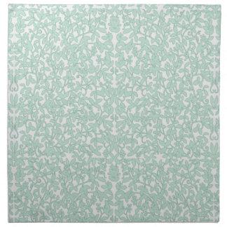 Light Green Lace Napkin