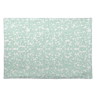 Light Green Lace Placemat