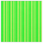 [ Thumbnail: Light Green & Lime Pattern Fabric ]