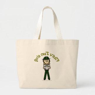 Light Green Sheriff Girl Bag