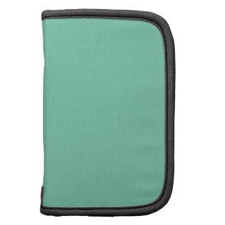 Light Green Solid Color Planner