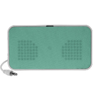 Light Green Solid Color Speakers
