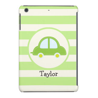 Light Green Toy Car iPad Mini Retina Covers