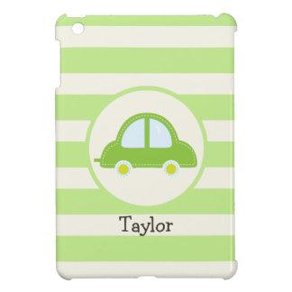 Light Green Toy Car iPad Mini Cases
