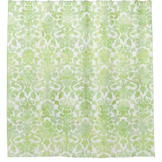 Light Green Shower Curtains Zazzle