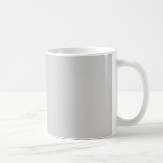 Light Grey Coffee Mug