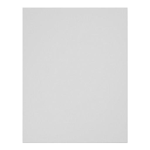 Light Grey Customized Letterhead